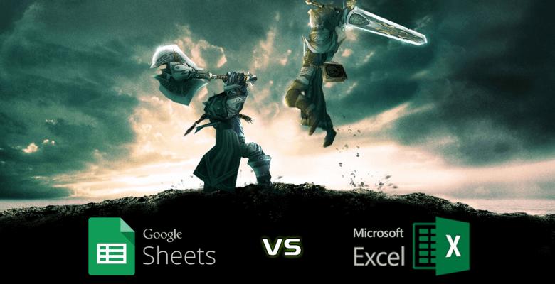 קורס google sheets